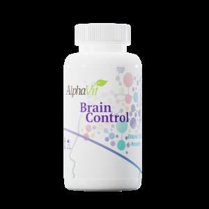 AlphaVit Brain Control